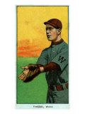 Waco, TX, Waco Southern League, Tony Thebo, Baseball Card Posters by  Lantern Press