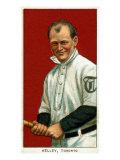 Toronto, Canada, Toronto Minor League, Joe Kelley, Baseball Card Posters by  Lantern Press