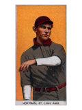 St. Louis, MO, St. Louis Browns, Danny Hoffman, Baseball Card Posters