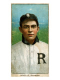 Richmond, VA, Richmond Virginia League, Dutch Revelle, Baseball Card Posters by  Lantern Press