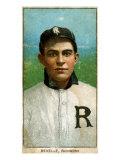 Richmond, VA, Richmond Virginia League, Dutch Revelle, Baseball Card Posters