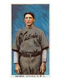 Victoria, Canada, Victoria Minor League, Raymer, Baseball Card Posters