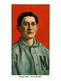 Milwaukee, WI, Milwaukee Minor League, Stoney McGlynn, Baseball Card Posters by  Lantern Press