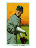 Pittsburgh, PA, Pittsburgh Pirates, Deacon Phillippe, Baseball Card Poster by  Lantern Press
