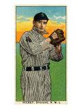 Spokane, WA, Spokane Northwestern League, Hickey, Baseball Card Poster by  Lantern Press