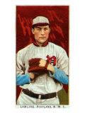 Portland, OR, Portland Northwestern League, Lamline, Baseball Card Print