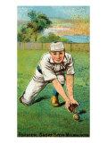 Milwaukee, WI, Milwaukee Minor League, Tom Forster, Baseball Card Print by  Lantern Press
