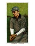 Providence, RI, Providence Minor League, John Anderson, Baseball Card Posters by  Lantern Press