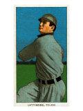 Toledo, OH, Toledo Minor League, Bill Lattimore, Baseball Card Posters by  Lantern Press