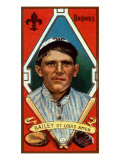 St. Louis, MO, St. Louis Browns, William Bailey, Baseball Card Posters by  Lantern Press
