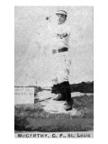 St. Louis, MO, St. Louis Browns, Tommy McCarthy, Baseball Card Posters