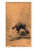 Toledo, OH, Toledo Minor League, Doc Sage, Baseball Card Posters