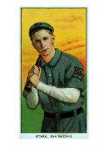 San Antonio, TX, San Antonio Southern League, Dolly Stark, Baseball Card Posters