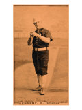 Omaha, NE, Omaha Minor League, Ted Kennedy, Baseball Card Posters