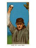 St. Louis, MO, St. Louis Browns, Joe Lake, Baseball Card Posters