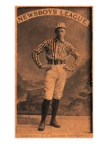 Rochester, NY, Rochester Post Express, McDowell, Baseball Card Posters by  Lantern Press
