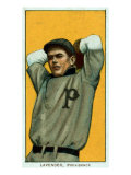 Providence, RI, Providence Minor League, Jimmy Lavender, Baseball Card Posters by  Lantern Press