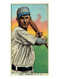 Vernon, CA, Vernon Pacific Coast League, Coy, Baseball Card Posters