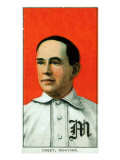 Montreal, Canada, Montreal Minor League, Doc Casey, Baseball Card Poster by  Lantern Press