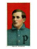 Providence, RI, Providence Minor League, Jimmy Phelan, Baseball Card Poster by  Lantern Press