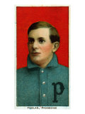 Providence, RI, Providence Minor League, Jimmy Phelan, Baseball Card Poster