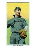 Macon, GA, Macon South Atlantic League, James Lafitte, Baseball Card Poster by  Lantern Press