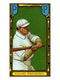 Providence, RI, Providence Eastern League, James Collins, Baseball Card Print