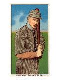 Tacoma, WA, Tacoma Northwestern League, Coleman, Baseball Card Print