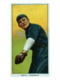 Lynchburg, VA, Lynchburg Virginia League, Al Orth, Baseball Card Print by  Lantern Press