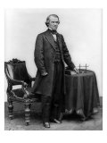 Andrew Johnson Full-Length Portrait, Civil War Art