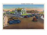 York, Maine, York Beach Square Scene Posters by  Lantern Press