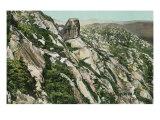 Mount Chocorua, New Hampshire, View of Chocorua Rock Prints