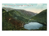 White Mountains, New Hampshire, Aerial View from Artist's Bluff, Mt. Lafayette Posters by  Lantern Press