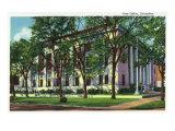 Columbus, Georgia, Exterior View of the Post Office Prints