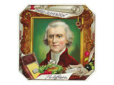 Thomas Jefferson Brand Cigar Outer Box Label Affiches