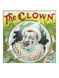 The Clown Brand Cigar Box Label Posters
