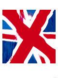 Union Flag, London Kunst af  Tosh