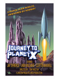 Journey to Planet X Posters by  Lantern Press