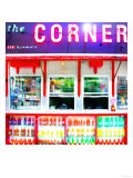 The Corner Taco Stand, New York Prints by  Tosh
