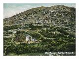 White Mountains, New Hampshire, View of Mount Madison Hut Prints