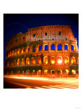 Coliseum, Rome Giclee Print by  Tosh