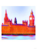 Houses of Parliament, London Posters by  Tosh