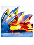 Opera House, Sydney Prints by  Tosh