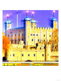 Tower of London, London Print by  Tosh