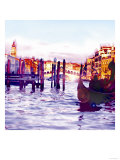 Canal Grande, Venice Prints by  Tosh