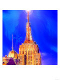 Empire State Building, New York Giclee Print by  Tosh