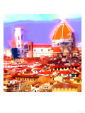 Florence, Italy Prints by  Tosh