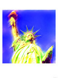 Statue of Liberty, New York Art by  Tosh