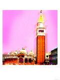 Basilica San Marco, Venice Kunst af Tosh