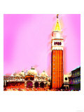 Basilica San Marco, Venice Art by  Tosh